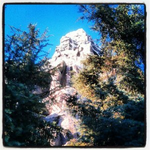 Matterhorn-Disneyland