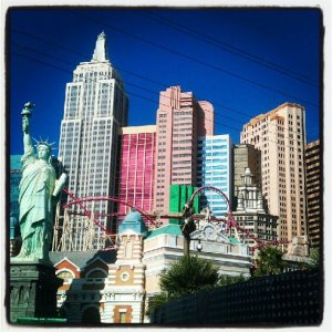 New York-Las Vegas Strip