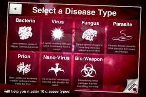 Plague Inc. Screen 5