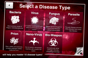 Plague Inc. Screen 5