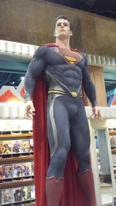 Superman at Universal